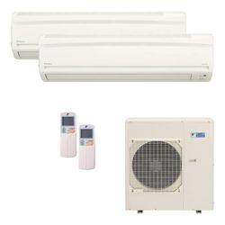 Ar Condicionado Daikin Multi Split Inverter 38.000 BTU/h (2x 21.000) - Quente/Frio 220v | STR AR