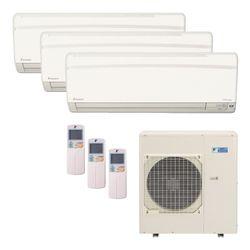 Ar Condicionado Daikin Multi Split Inverter 38.000 BTU/h (3x 12.000) - Quente/Frio 220v  | STR AR