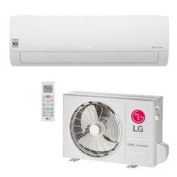 Ar Condicionado Split LG DUAL Inverter Econômico 12.000 Btu/h Quente/Frio 220V | STR AR