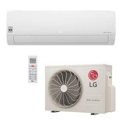 Ar-Condicionado-Split-LG-DUAL-Inverter-Economico-22.000-Btu-h-Quente-Frio-220V---S4-W24KE3W1