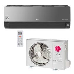 Ar Condicionado Split LG DUAL Inverter Artcool Econômico 12.000 Btu/h Quente/ Frio 220V  | STR AR
