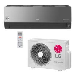 Ar Condicionado Split LG DUAL Inverter Artcool Econômico 18.000 Btu/h Quente/Frio 220V  | STR AR