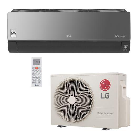 Ar-Condicionado-Split-LG-DUAL-Inverter-Artcool-Economico-22.000-Btu-h-Quente-Frio-220V