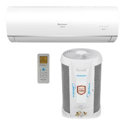 Ar Condicionado Split Hi-Wall Springer Midea AirVolution Inverter 12.000 BTU/h Frio 220V | STR