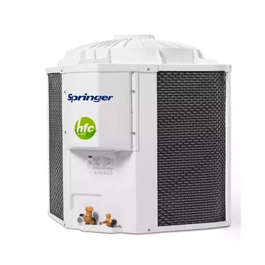 Condensadora Ar Condicionado Split Piso Teto Springer Silvermaxi 57.000 BTU/h Frio 380v | STR Ar
