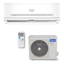 Ar Condicionado Split Hi-Wall Springer Midea Inverter 33.000 BTU/h Quente/Frio 220V | STRAR