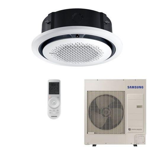 Ar Condicionado Cassete 360º Mini VRF Inverter Samsung 30.000 BTU/h 3,2 HP Frio 220v | STR AR