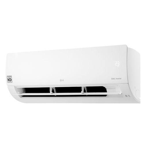 Ar Condicionado Split Hi-Wall LG DUAL Inverter Voice 18.000 Btu/h Quente/Frio 220V | S4-W18KL3WA | STRAR