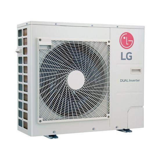 condensadora Ar Condicionado Split Hi-Wall LG DUAL Inverter Voice 36000 Btu/h Quente/Frio 220V | S4-W36R43FA | STRAR