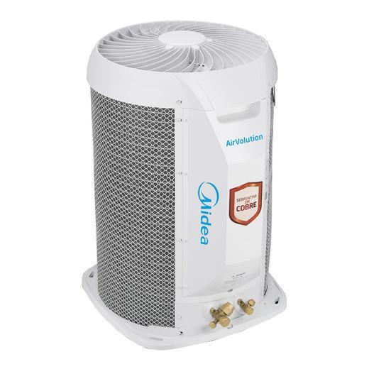 condensadora Ar Condicionado Split Hi-Wall Springer Midea AirVolution Inverter 9.000 BTU/h Quente/Frio 220v   STR AR