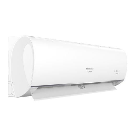 Ar Condicionado Split Hi-Wall Springer Midea AirVolution Inverter 12.000 BTU/h Quente/Frio 220v | STRAR