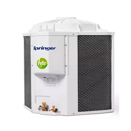 Condensadora Ar Condicionado Split Piso Teto Springer Silvermaxi 24.000 BTU/h Frio 220v | STR AR