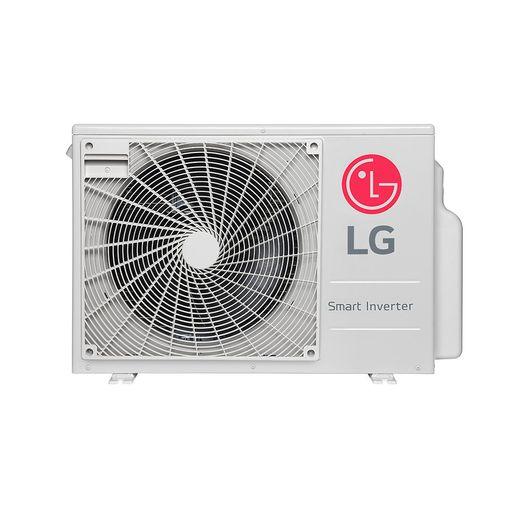 Condensadora Ar Condicionado Multi-Split LG 18.000 BTU/h (1x Evap Cassete 4 Via 9.000 BTU/h + 1x Evap ArtCool 9.000 BTU/h) Quente/Frio 220V | STR