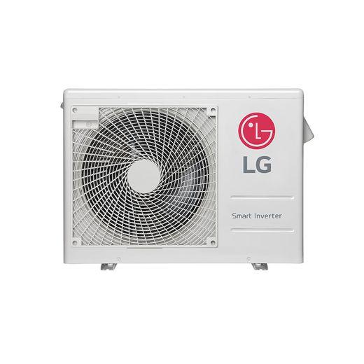 Condensadora Ar Condicionado Multi-Split LG ArtCool Inverter 24.000 BTU/h (1x 8.500 e 1x 17.100) Quente/Frio 220V | STR