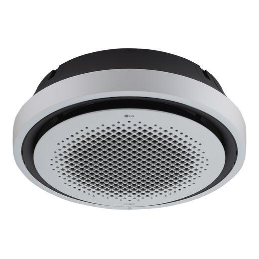 Ar Condicionado Cassete Redondo Inverter LG Quente/Frio 36.000 BTU/h 220V | AT-W36GYLP0 | STR AR
