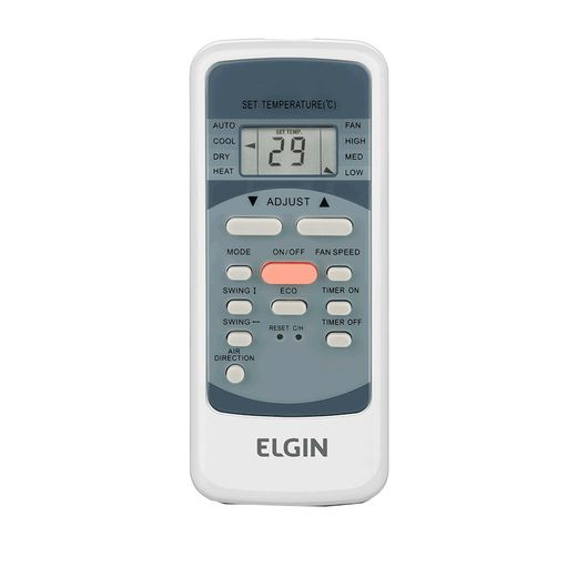 Ar Condicionado Cassete Elgin Inverter 60.000 BTU/h Frio 220V | STRA R