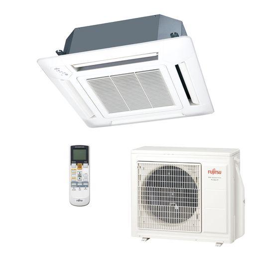 Ar Condicionado Cassete Fujitsu Inverter 23.000 BTU/h Quente/Frio 220v   Serie G   STR AR