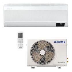 Ar Condicionado Split Hi-Wall Samsung Wind Free Plus Inverter 9.000 BTU/h Quente/Frio 220v | AR09TSEABWKNAZ  | STR AR