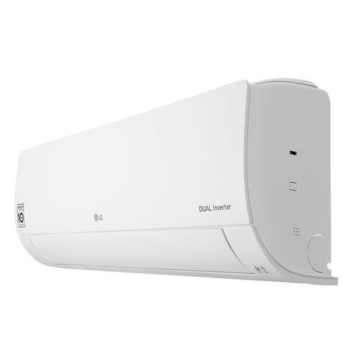 Ar Condicionado Split Hi-Wall LG DUAL Inverter Voice 12.000 Btu/h Frio 110V | S4-NQ12JA31F | STR AR