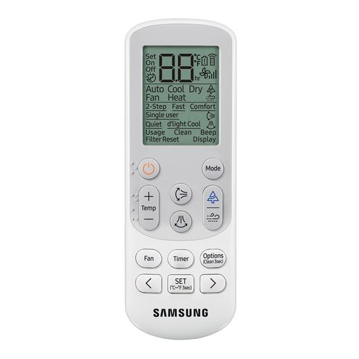 Ar Condicionado Hi-Wall Mini VRF Samsung Inverter 47.800 BTU/h (1x 9.500, 2x 12.000 e 1x 18.000) Quente/Frio 220v | STR AR