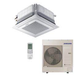 Ar Condicionado Cassete 4 Vias VRF Inverter Samsung 36.000 BTU/h 4,0 HP Frio 220V | STR AR