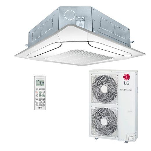 Ar Condicionado Cassete Inverter LG 47.000 BTU/h Quente/Frio 220V | AT-W48GMLP0 | STR AR
