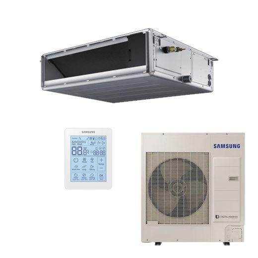 Ar Condicionado Duto Mini VRF Inverter Samsung 48.000 BTU/h 5,0 HP Frio 220v | STR AR