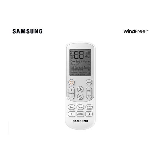 Ar Condicionado Split Hi-Wall Samsung Wind Free Plus Inverter 9.000 BTU/h Quente/Frio 220v   AR09TSEABWKNAZ    STR AR