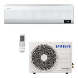Ar Condicionado Split Hi-Wall Samsung Wind Free Plus Inverter 18.000 BTU/h Quente/Frio 220v | AR18TSEABWKNAZ | STR AR