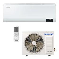 Ar Condicionado Split Hi-Wall Samsung Wind Free New Inverter 12.000 BTU/h Quente/Frio 220v | AR12TSHCBWKNAZ / STR AR