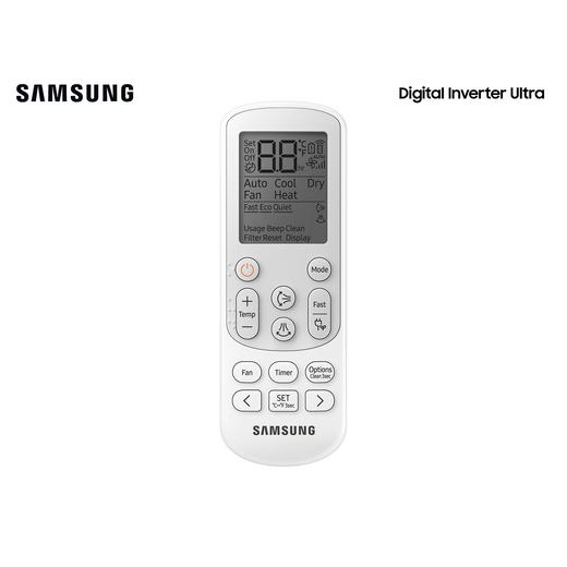 Ar Condicionado Split Hi-Wall Samsung Digital Inverter Ultra 12.000 BTU/h Quente/Frio 220v | AR12TSHZDWKNAZ | STR AR