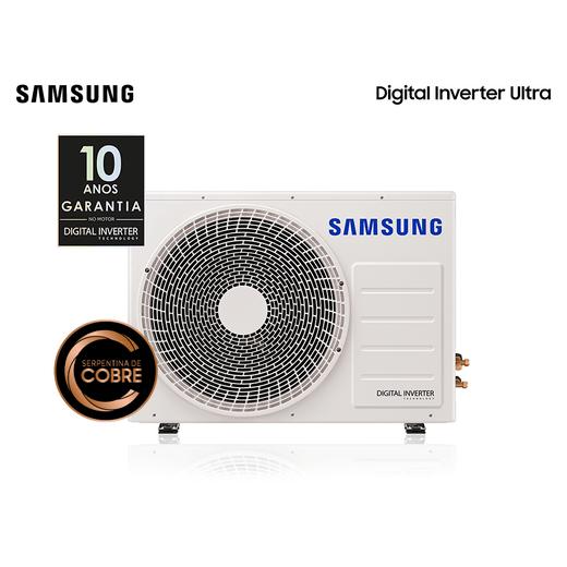 Ar Condicionado Split Hi-Wall Samsung Digital Inverter Ultra 18.000 BTU/h Quente/Frio 220v | AR18TSHZDWKNAZ | STR AR