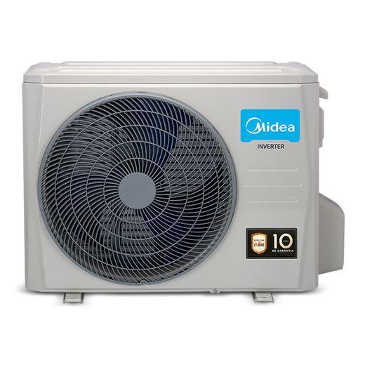 Ar Condicionado Split Hi-Wall Midea Inverter All Easy Pro 12.000 BTU/h Quente/Frio 220v | STR AR