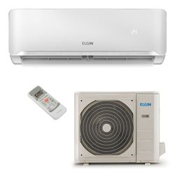 Ar Condicionado Split Hi-Wall Elgin Eco Plus II 12.000 BTU/h Quente/Frio 220V | STR AR