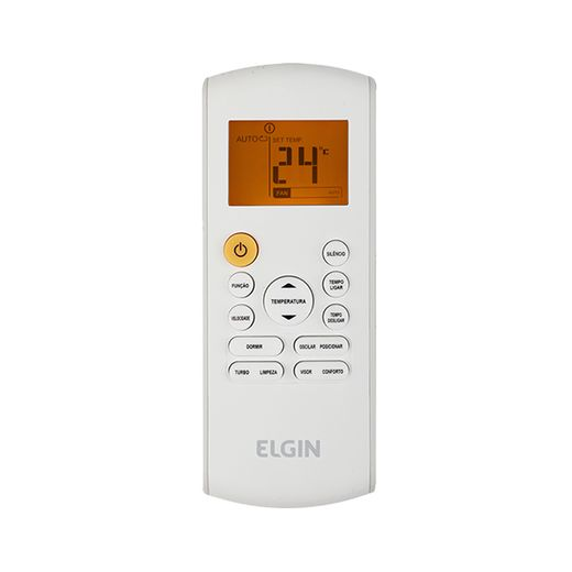 Ar Condicionado Split Hi-Wall Elgin Inverter Eco Life 12.000 BTU/h Frio 220V | STR AR