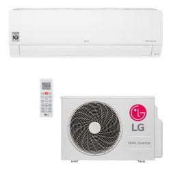 Ar Condicionado Split Hi-Wall LG Dual Inverter Compact 18.000 Btu/h Frio 220v  | STR AR